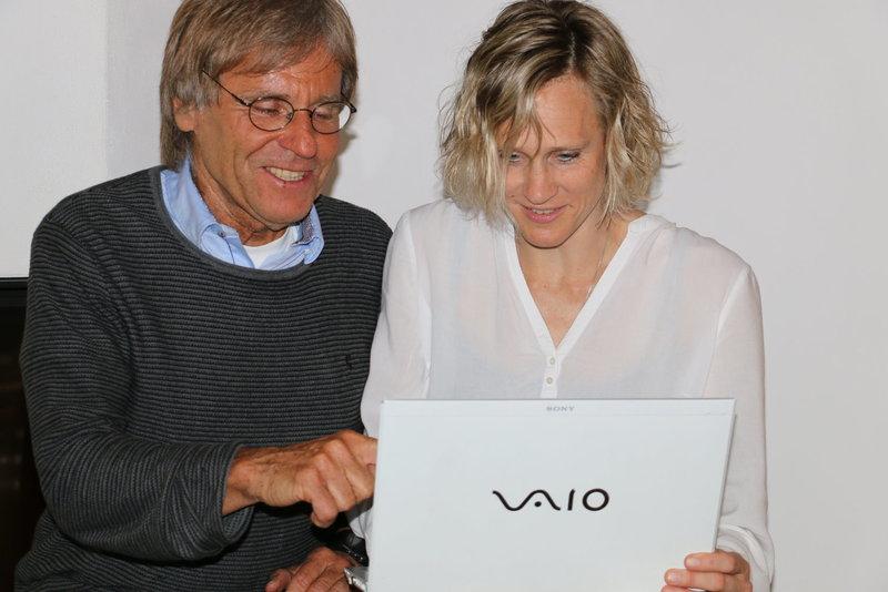 Ulrich Rach & Barbara Wagner - Ansbach-Roman trifft Ansbach-Musik