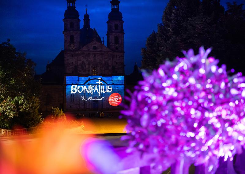 Einführung - Bonifatius das Musical - Fulda