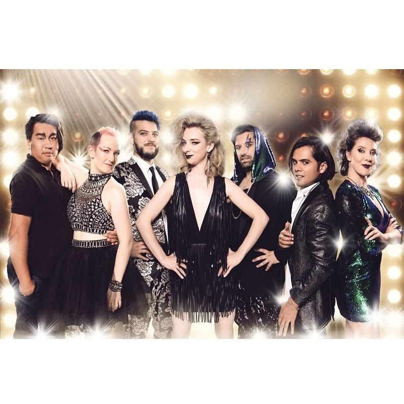 The Cast - Die Rockstars der Oper
