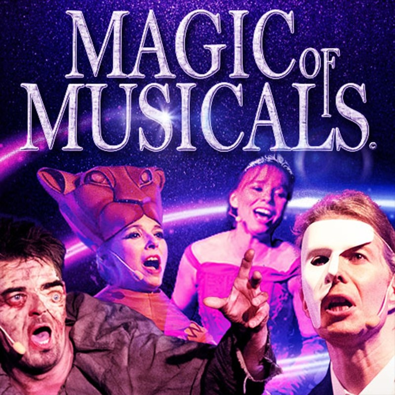 Magic of Musicals - That´s Entertainment!