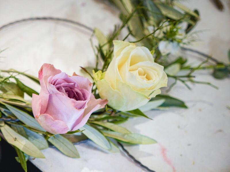 Flower-Loops & saisonale Kränze