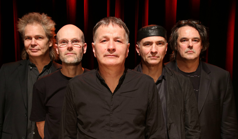 Richtige Lieder - Thomas Rühmann & Band