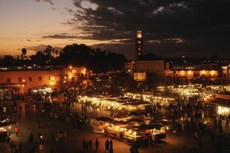 Marokko-Königreich zwischen den Welten - Multivision mit Kay Maeritz