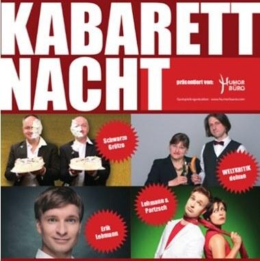 1. Großenhainer Kabarettnacht