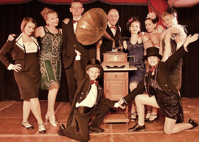 Eine Reise in Nürnbergs wilde 1920er - Das Cabinet des Dr. Schmidt