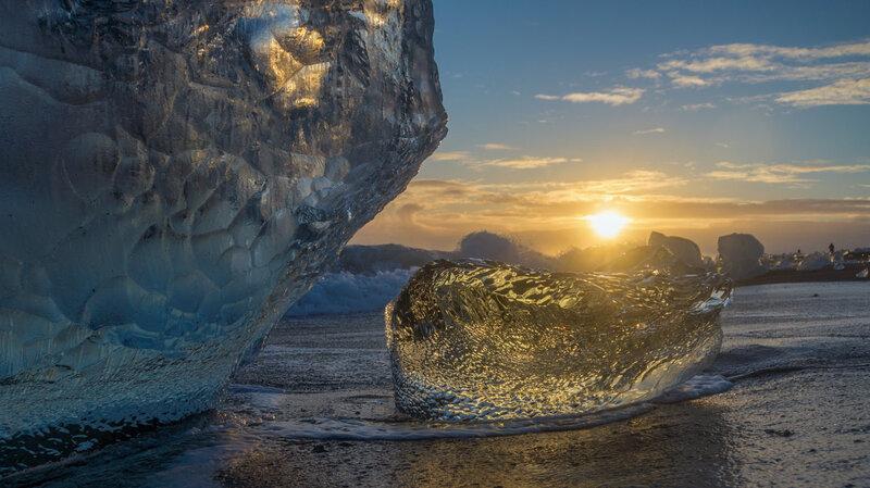 Island und Grönland - Narturparadiese des Nordens - 3D-Multivisions-Show von Stephan Schulz