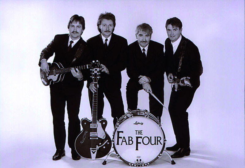 The Fab Four - Beatles Tribute Concert & 60´s Party