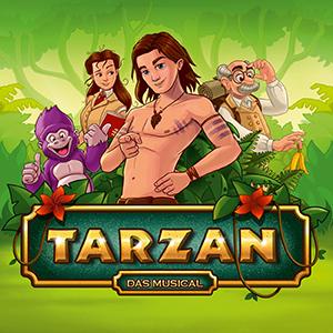 Tarzan - das Musical - Theater Liberi