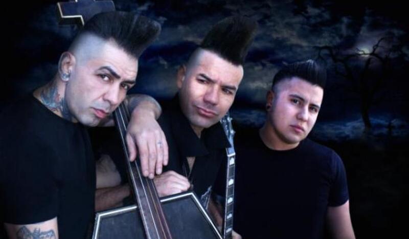 NEKROMANTIX (USA/DK) + Gäste - Psychobilly Kult Band
