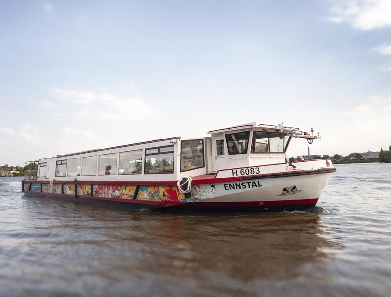 Hafenrundfahrt XXL 2020 - Das Original - 2-stündige Tour durch den Hamburger Hafen