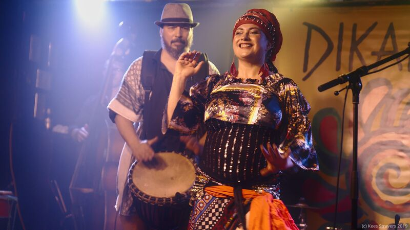 Dikanda - World Music from all over the East made in Poland