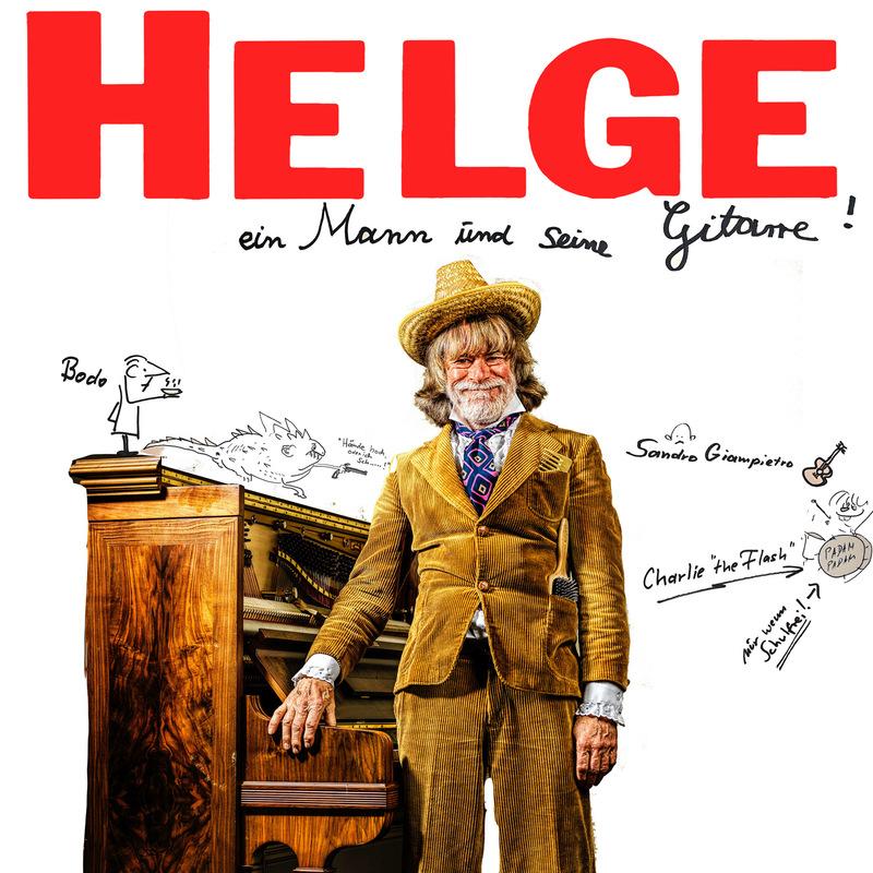 Helge Schneider 2021 - Die Wiederkehr des blaugrünen Smaragdkäfers