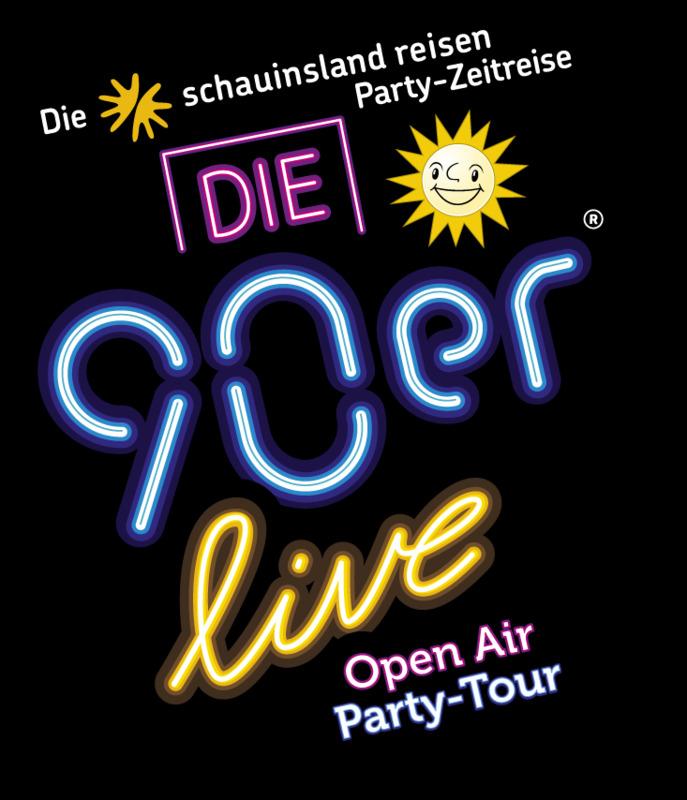 DIE 90ER LIVE - Open Air Tour 2021
