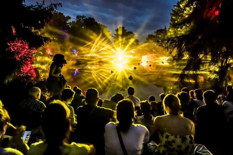 Botanische Nacht 2021