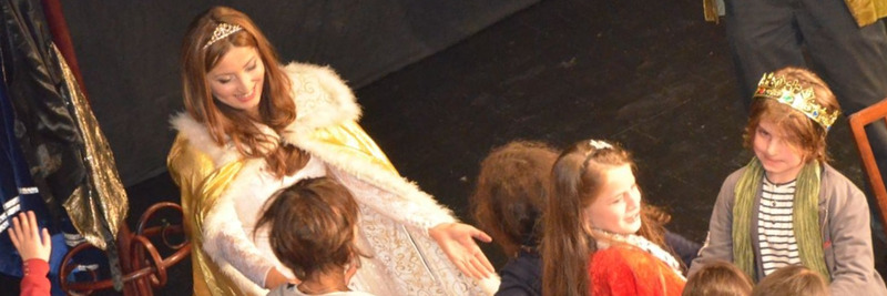 Mitspieltheater Schneewittchen - Livestream