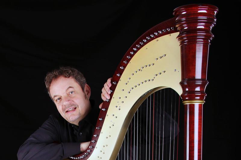 Melancholie und Frohsinn - Harfenmusik und lebenslustige Texte aus der Renaissance