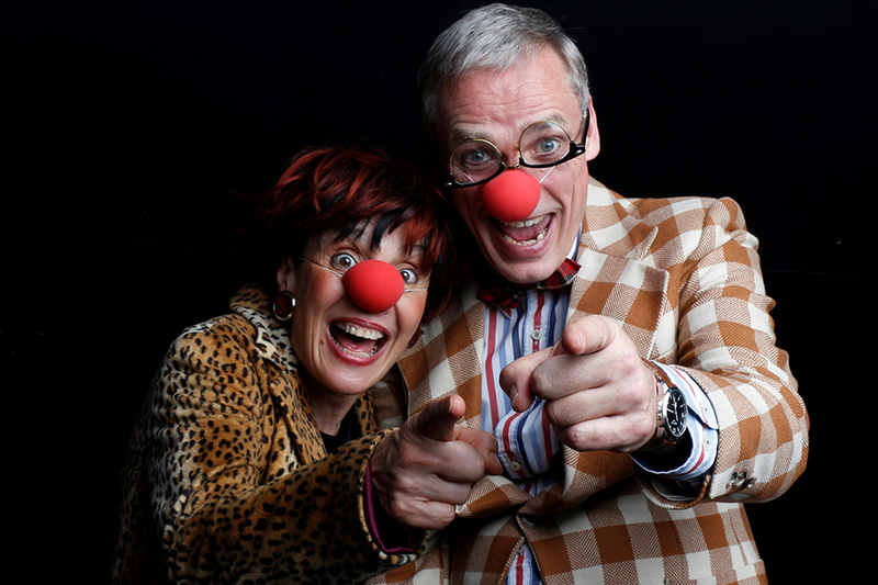 Die 7 Typen Show - witzig, geistvoll, frech und herrlich komisch!