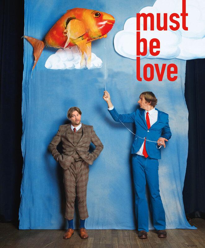 Duo Senkrecht & Hussock - Must be Love! - KölnPremiere - entfällt - nächster Termin: 06. Oktober 2022