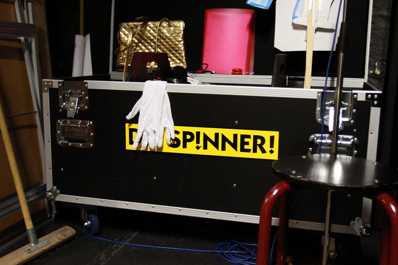 DIE SPINNER!: Geht`s noch, Alter - Das inklusive Theaterprojekt