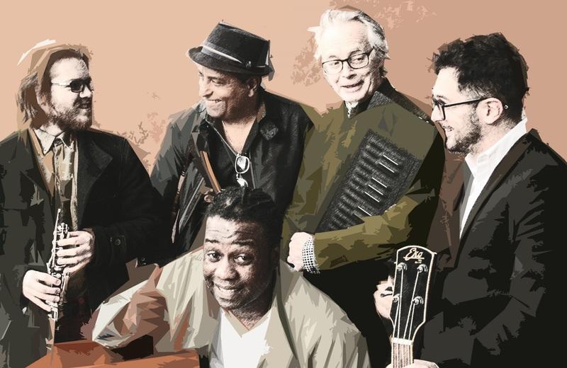 "Nasser Kilada - Record Release Konzert ""Groove of the Nile"""