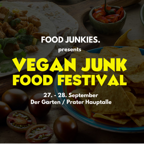 Vegan Junk Food Festival - Sonntags Pass