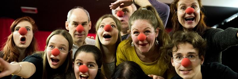Clown - Die Lust am Scheitern - Tagesworkshop