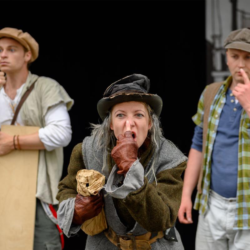 Langenargener Festspiele   Tom Sawyer und Huckleberry Finn