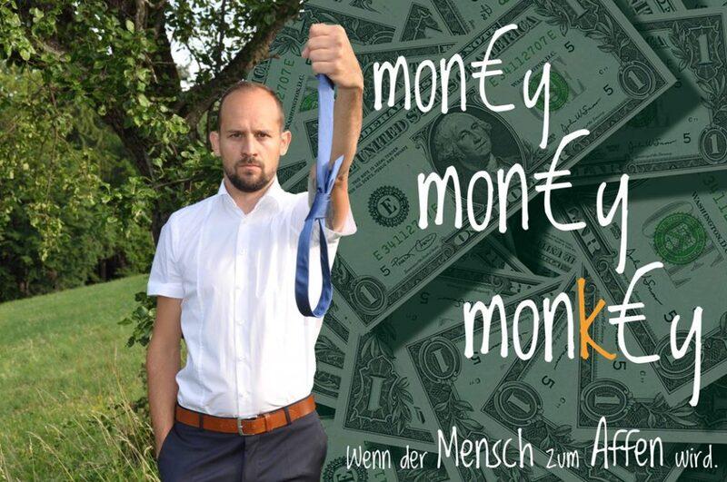 Seppi Neubauer - mon€y mon€y monk€y