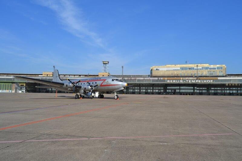 Flughafen Tempelhof - Der Mythos Tempelhof