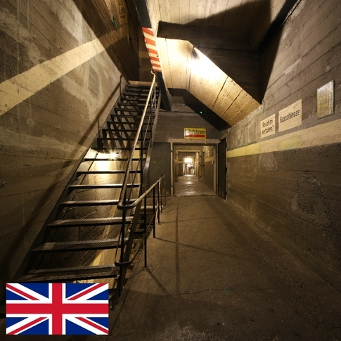 Ticket Tour 1 (English) – Dark Worlds - Experience WW2 bombing raids through the eyes of civilians