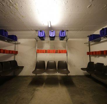 Eintrittskarte Tour 3 (Deutsch) – Bunker, U-Bahn, Kalter Krieg - Der Ost-West-Konflikt im Untergrund