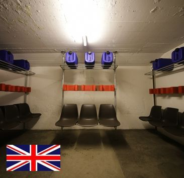 Ticket Tour 3 (English) – Bunkers, Subways and the Cold War - The East-West Conflict in the underground