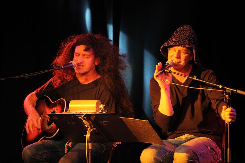 Duo Ohrenschmaus - Hessisch Musikcomedy