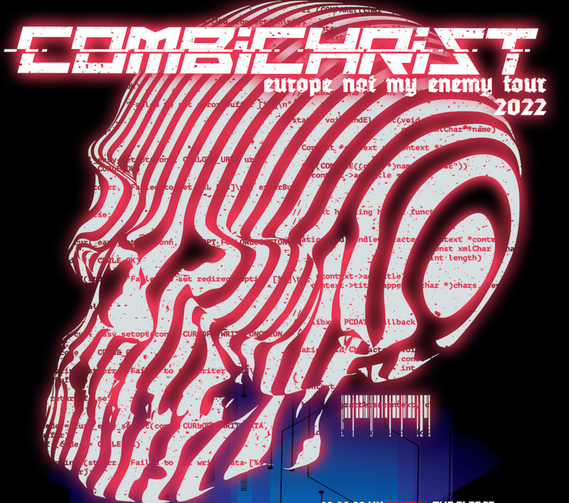Combichrist  - Europe Not My Enemy Tour