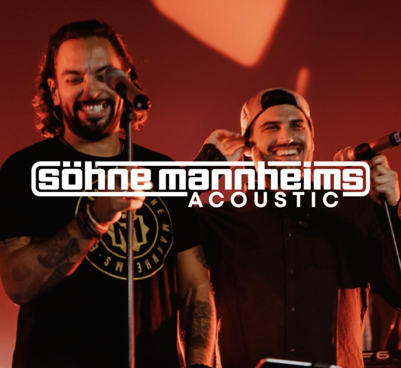 SÖHNE MANNHEIMS Acoustic