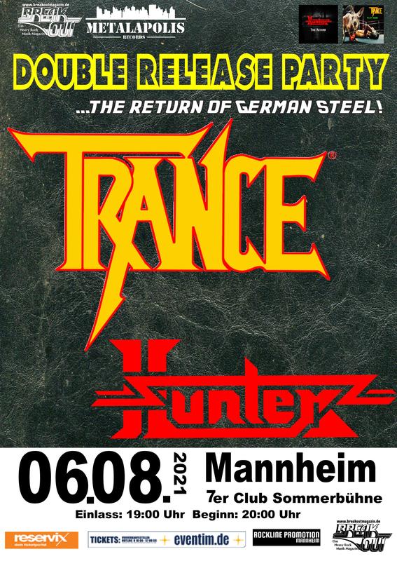 Trance + Hunter