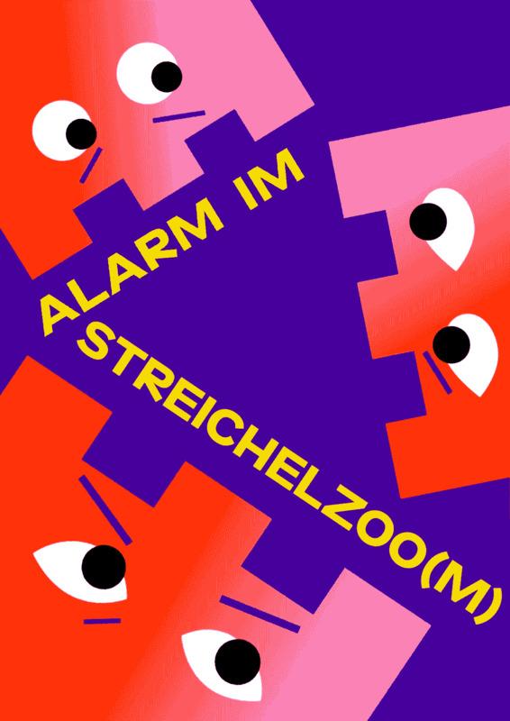 Alarm im Streichelzoo(m) - Eine tierisch digitale Konferenz