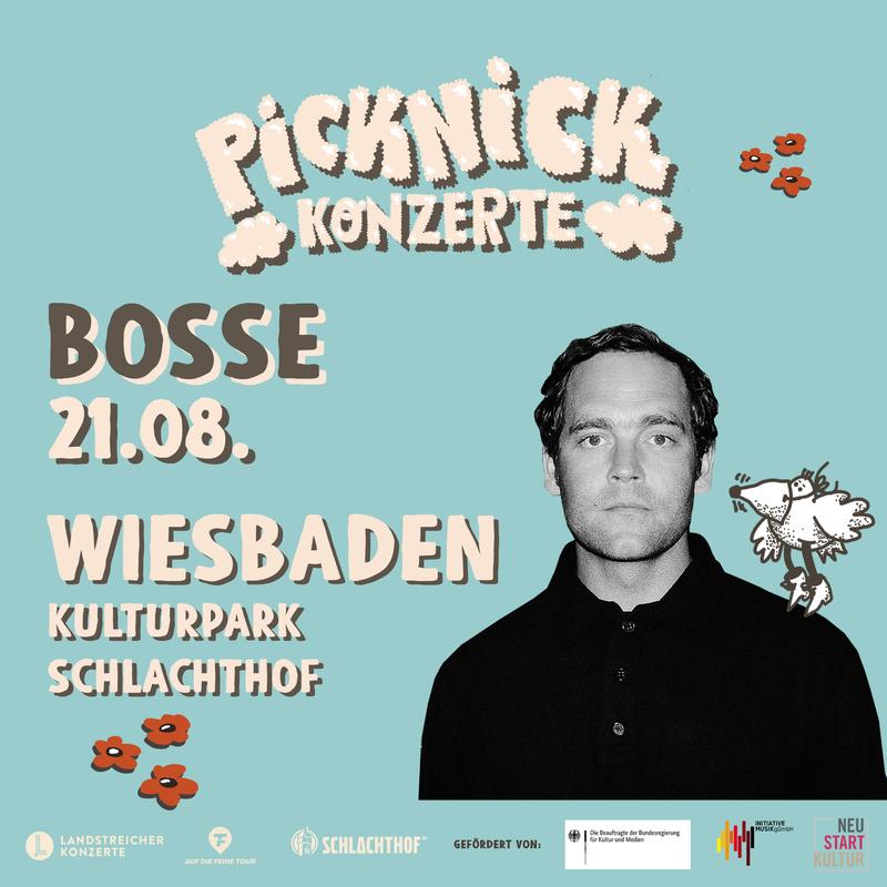 BOSSE - Live Sommer 2021