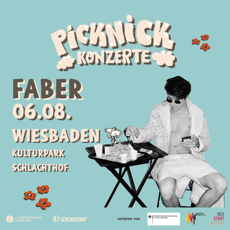 Faber - Picknick Konzerte 2021