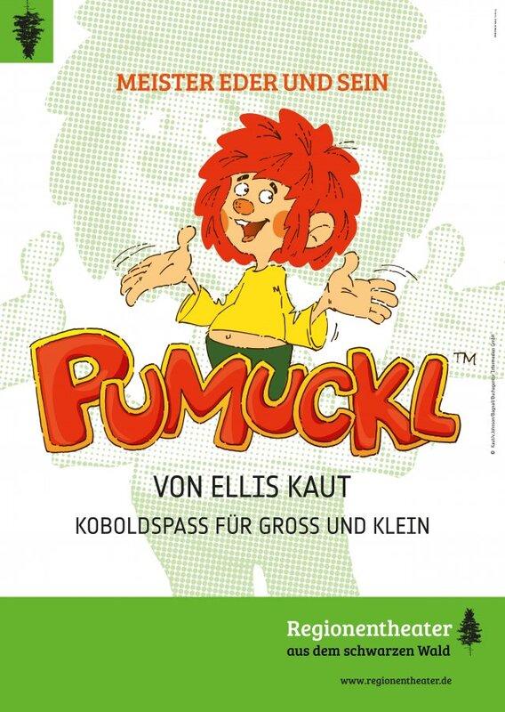 Meister Eder und sein Pumuckl - Koboldspass für Groß und Klein