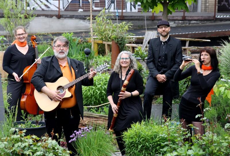 KulturSommer: Keltischer Abend - Eine Veranstaltung von bluenote e.V.
