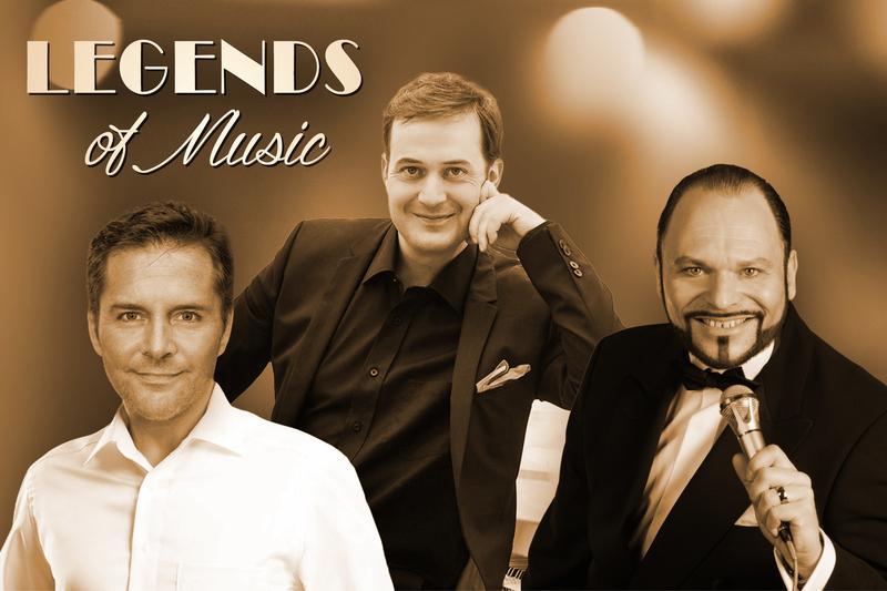 Legends of Music - Kultur on the Beach