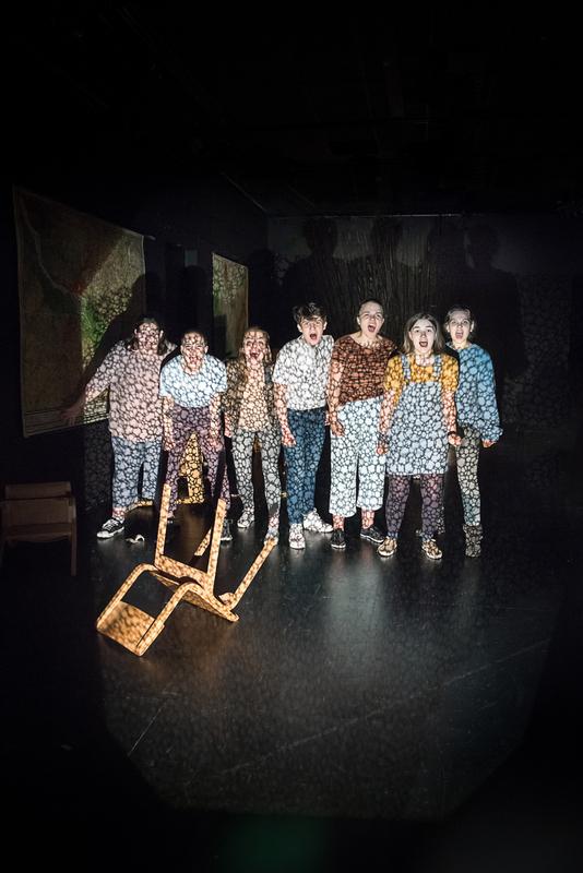 """""""Krabat"""" - Ein Projekt des Ohnsorg-Jugendclubs"""