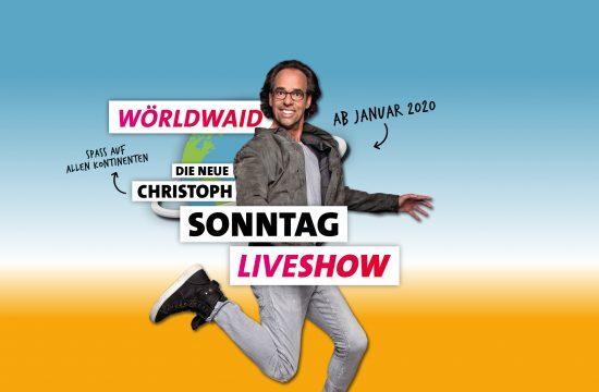Christoph Sonntag - Wörldwaid! – Die neue Christoph Sonntag Live-Show (Open-Air)