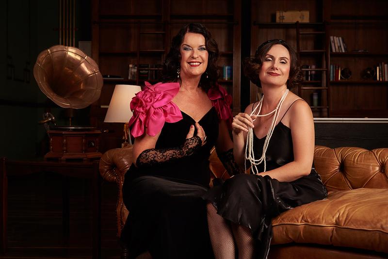 Chanson-Abend mit Claudia Riemann und Julia Reingardt