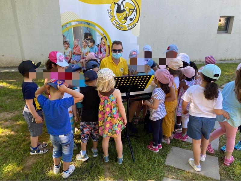 Piano-Mitmachkonzert für Kinder ab 3 Jahre - Piano-Mitmachkonzert für Kinder ab 3 Jahre