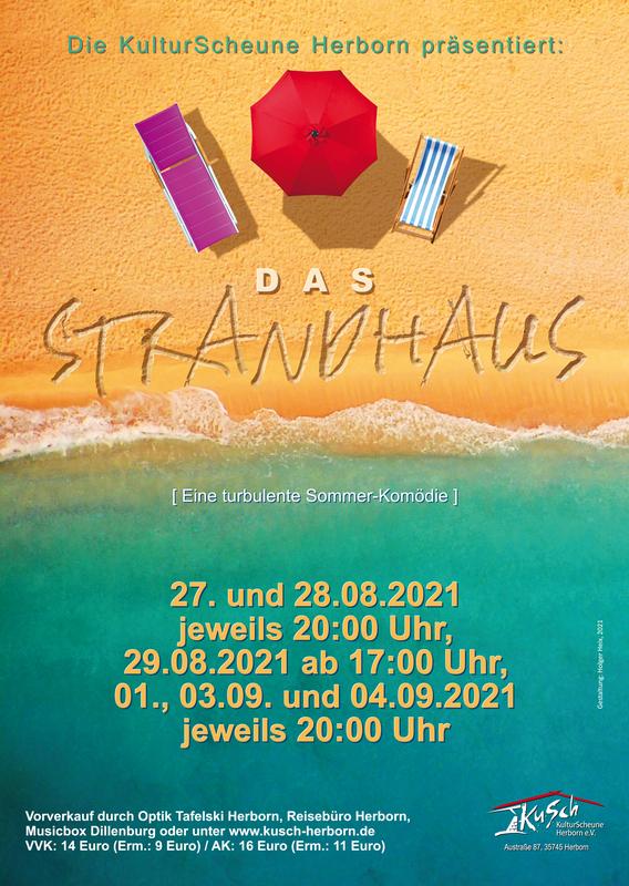 "Kulturscheune Herborn e.V. ""Das Strandhaus"" - Premiere"