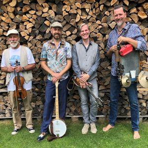 Skiffle-Konzert mit Searchin´ the Roots - Hofkonzert