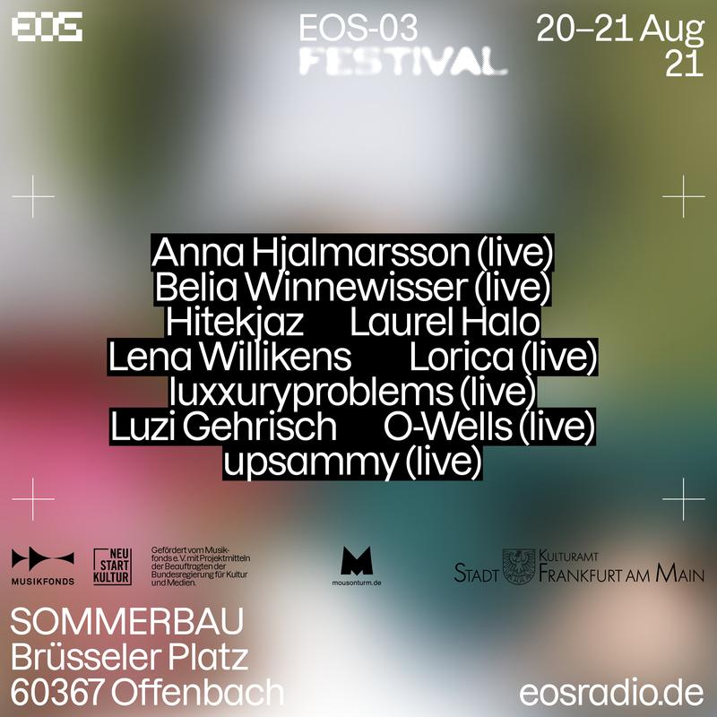 EOS-03 Festival