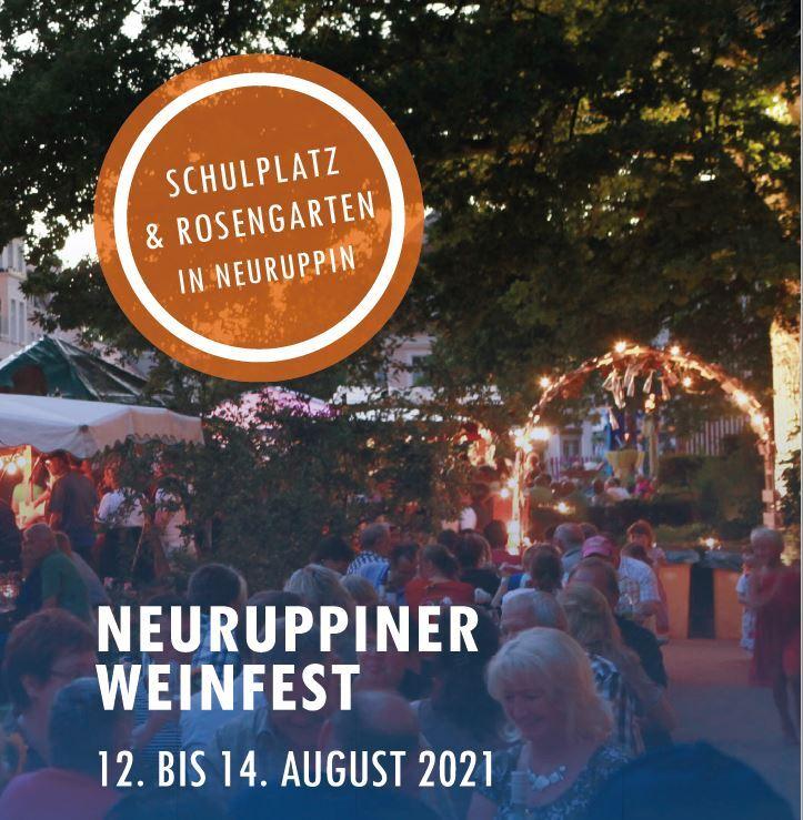 26. Neuruppiner Weinfest / Freitag